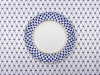 "Lomonosov Tablecloth Cobalt Net 57""x57"""