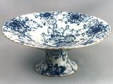 Imperial Porcelain Singing Garden Fruit Vase
