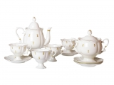 Lomonosov Porcelain Coffee Set Loop for 6/14p