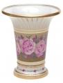 Flower Vase Empire Style Recollection Lomonosov Imperial Porcelain