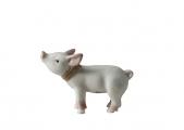 Babe Piglet Little Pig Lomonosov Porcelain Figurine