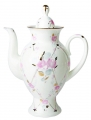 Lomonosov Imperial Porcelain Bone China Coffee pot Classic-2 Galant 21.3 fl.oz/630 ml