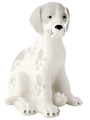 Dalmatian Puppy Dog Lomonosov Figurine