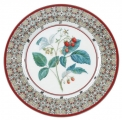 Decorative Wall Plate Sweet Raspberry Lomonosov Imperial Porcelain