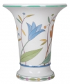 Flower Vase Empire Style BlueBells Lomonosov Porcelain