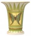 Flower Vase Empire Style Butterfly Lomonosov Imperial Porcelain