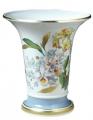Flower Vase Empire Style Lily Lomonosov Imperial Porcelain