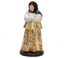 Lomonosov Imperial Porcelain Figurine Arkhangelsk Woman