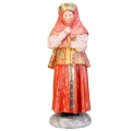 Lomonosov Imperial Porcelain Figurine Vologda Woman