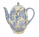 Lomonosov Porcelain Coffee Pot Moonlight 8-Cup 40 oz 1200 ml