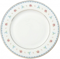"Lomonosov Imperial Porcelain Dinner Plate Flower Waltz 9.8""/250 mm"