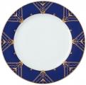 Lomonosov Imperial Porcelain Dinner Plate Kalevala 10.6 inches 270 mm