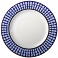 "Lomonosov Imperial Porcelain Mazarin Dinner Plate Classic of Petersburg 10.4""/265 mm"
