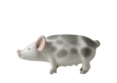 Mother Pig Lomonosov Porcelain Figurine