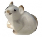Mouse Lomonosov Imperial Porcelain Figurine