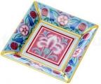 Lomonosov Imperial Porcelain Ashtray European Eternal Summer