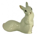 Squirrel Winter Lomonosov Imperial Porcelain Figurine