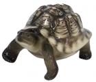 Turtle Wandering Lomonosov Imperial Porcelain Figurine