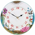 Wall Clock Under The Golden Sun Lomonosov Imperial Porcelain