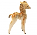 Zebra Baby Lomonosov Imperial Porcelain Figurine