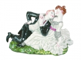 LOVERS Figurine Lomonosov Imperial Porcelain