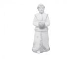 Lomonosov Porcelain Christmas New Year Figurine White Snow Maiden