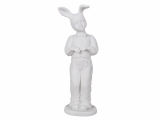 Lomonosov Collectible Figurine Sculpture Masquerade My Bunny Boy