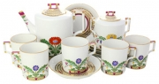 Lomonosov Porcelain Coffee Set Zamoskvorechye 6/20