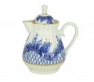 Lomonosov Porcelain Creamer Milk Jar Tenderness 7.4 oz/220 ml