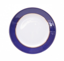 "Imperial Porcelain Porcelain Cake Dessert Plate Classic of Saint-Petersburg 6.3""/160 mm"