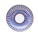 "Imperial Porcelain Porcelain Jam Dish Classic of St-Petersburg 3.8"""