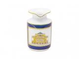 Lomonosov Imperial Porcelain Creamer Banquet Classic of Petersburg 11 oz/325 ml