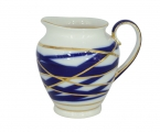 Lomonosov Porcelain Creamer Milk Jar Todes 7.4 oz/220 ml