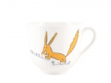 Little Prince Fox Fennec Bone China Coffee Cup