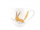 Little Prince Fox Fennec Bone China Coffee Cup