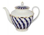 Lomonosov Imperial Porcelain Teapot Spring Todes 27 oz/800 ml