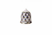 Thimble Cobalt Net Souvenir Lomonosov Imperial Porcelain Factory