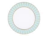 "Lomonosov Porcelain Dinner Plate Dublin 10.6""/270 mm"