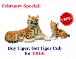 Special Offer Buy Tiger Get Tiger Cub for Free
